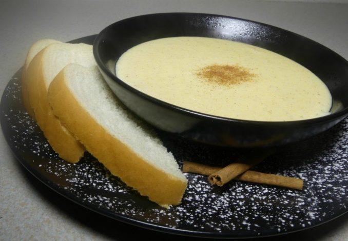 Jamaican-Cornmeal-Porridge
