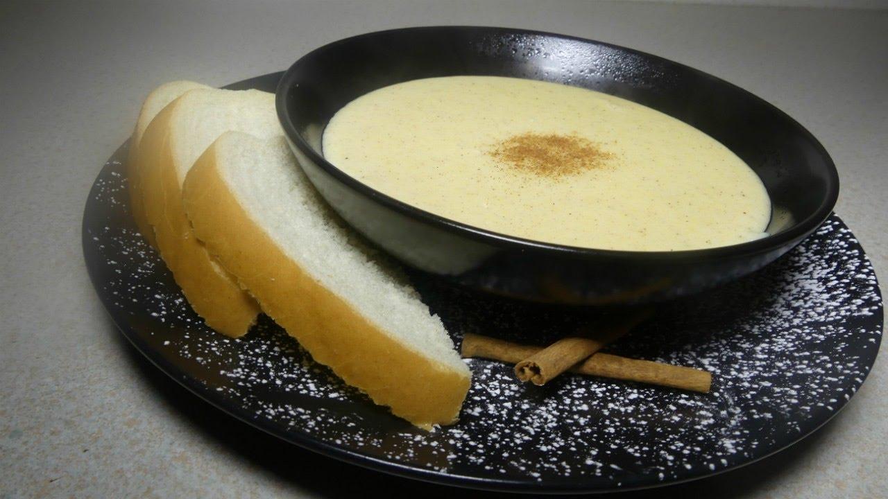 Jamaican Cornmeal Porridge Recipe - Jamaican Medium Recipes