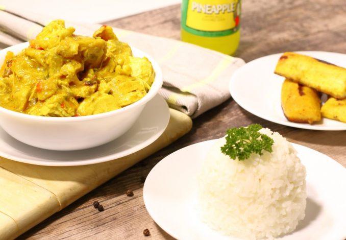 Jamaican-curry-chicken