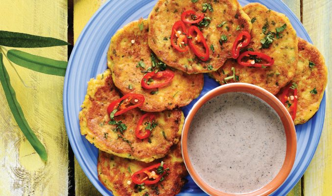 Ackee Fritters