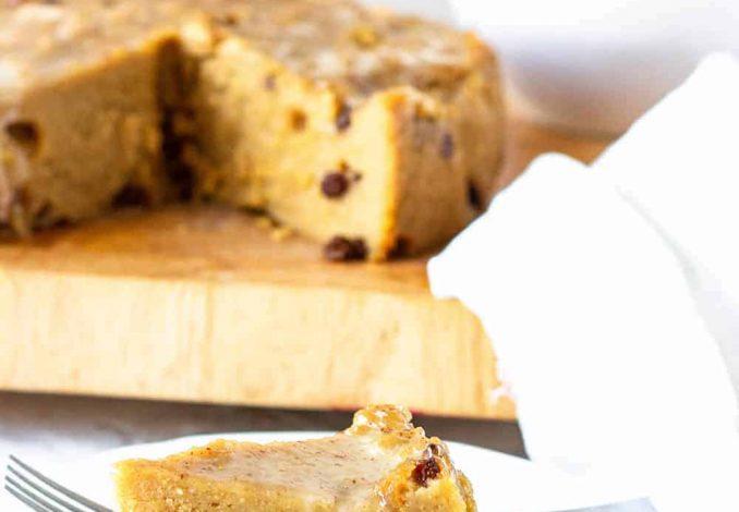 Cornmeal Pudding 2