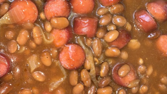 Franks 'n' Beans