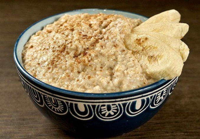 Jamaican Oats Porridge 2