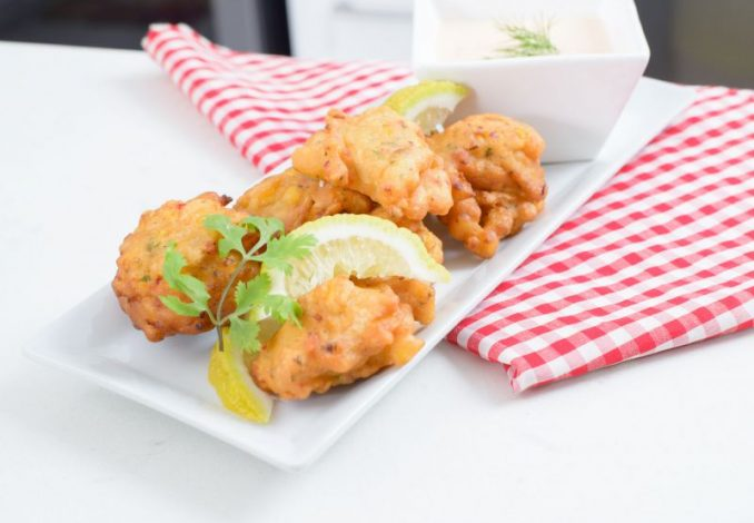 jamaican mackerel fritters recipe  jamaican medium recipes