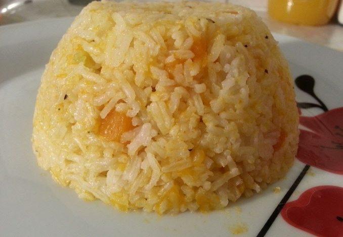 Pumpkin Rice 2