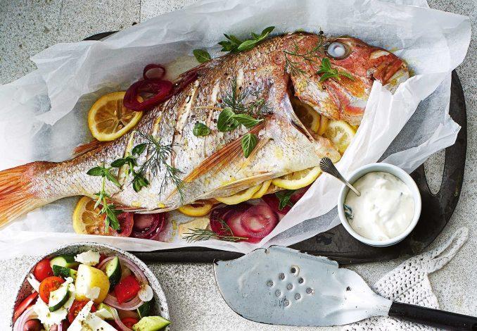 Baked Fish 2