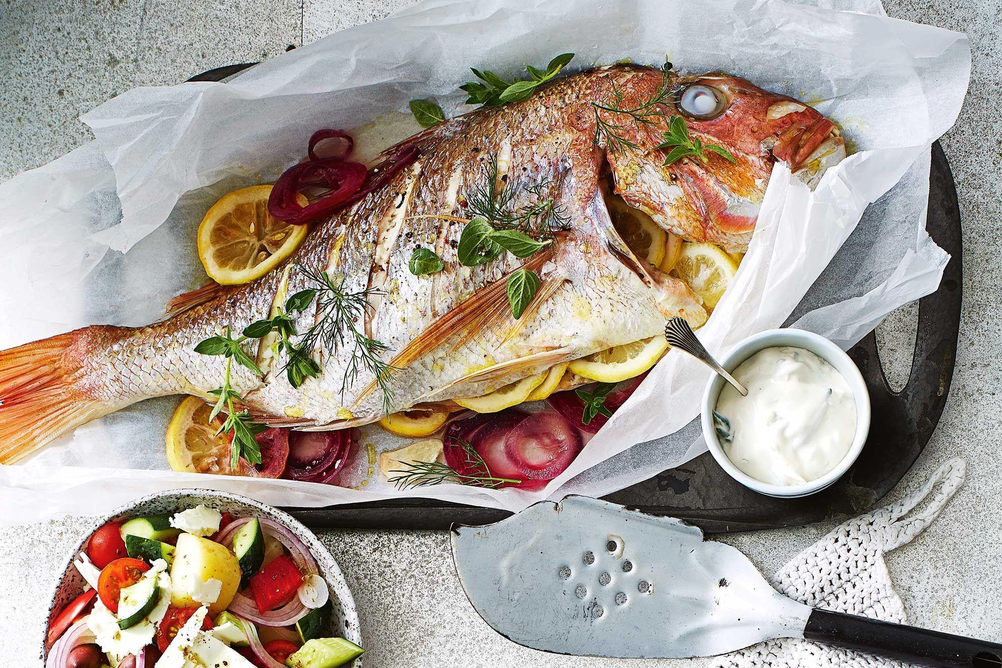 Jamaican Baked Fish Recipe Jamaican Medium Recipes